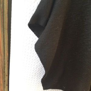 RACHEL Rachel Roy Tops - Rachel Rachel Roy Black Boat-Neck T-Shirt M
